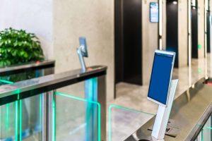 Biometric Verification Turnstile Entry Systems MD VA DC