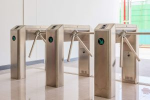 Commercial Turnstile Entry Systems Maryland